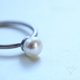 Ring Miss Pearl